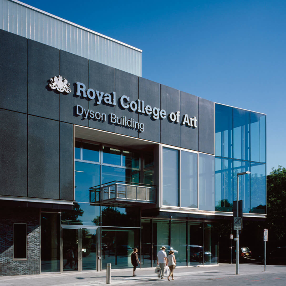 Dyson Building at the Royal College of Art